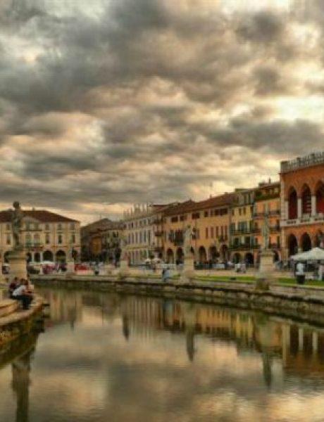 Moja sledeća destinacija: Padova