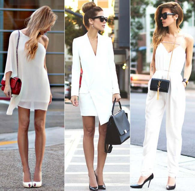 723 Modna pravila: Kako nositi belu boju