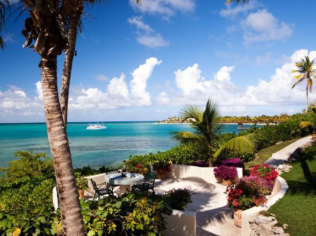 73 Sav taj luksuz: Hotel Jumby Bay