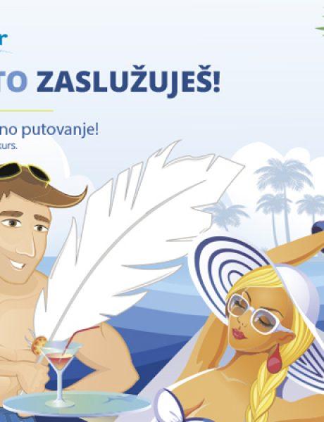 Mojodmor.rs: Pronađi odmor iz snova i osvoji nagradno putovanje!