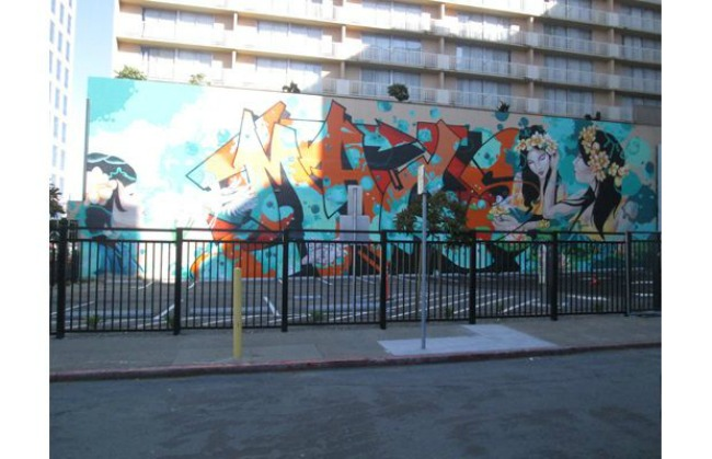 810 Umetnost na ulici: Murali koji su delo žena