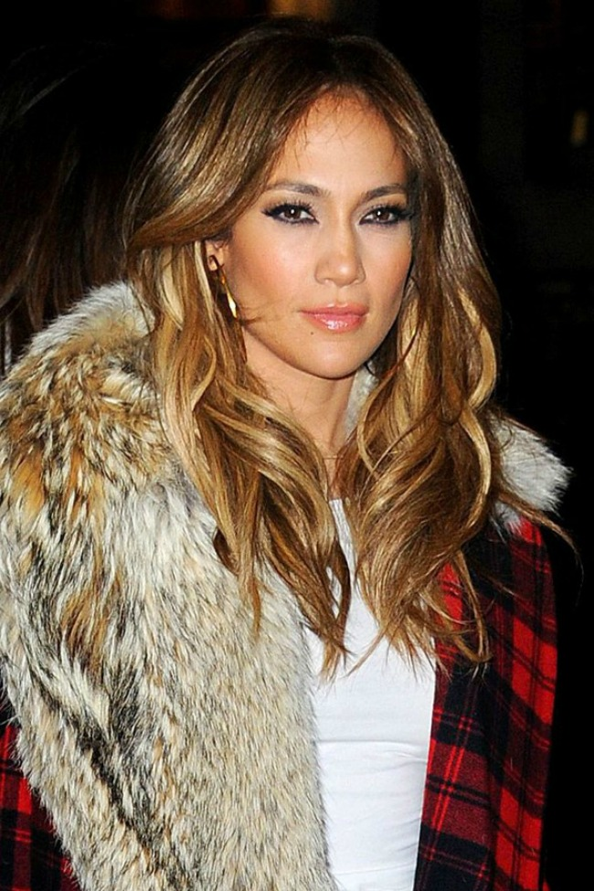 8 Jennifer Lopez Novi stari beauty trend: Ombre efekat na kosi