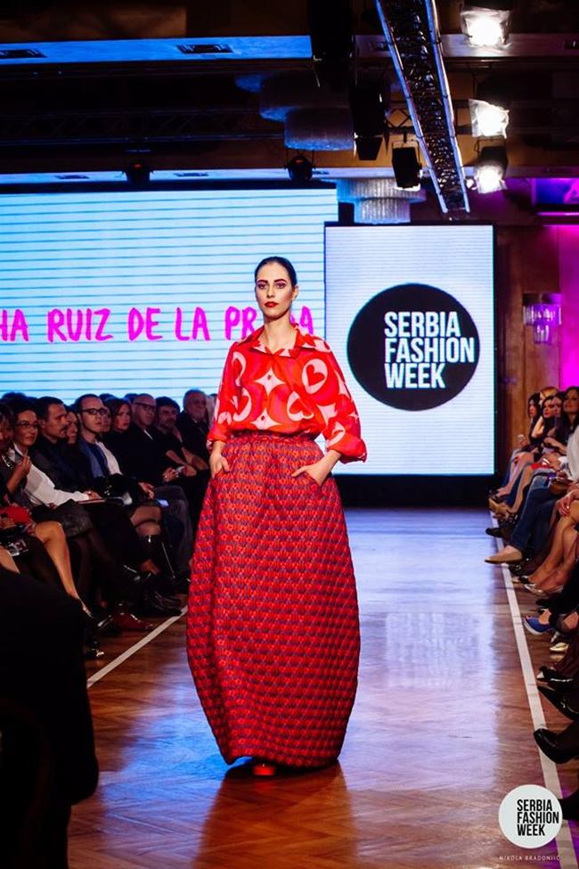 Agatha Ruiz de la Prada Serbia Fashion Week Serbia Fashion Week iz našeg ugla