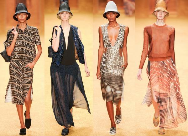 Akris Šta kaže catwalk: Moda i geografija