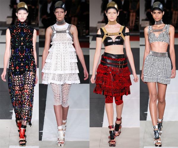 Alexander Mc Queen Šta kaže catwalk: Moda i geografija