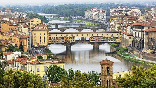 Arno Moja sledeća destinacija: Zakoračite uz duhove Firence (2. deo)