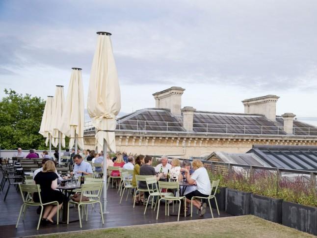 Ashmolean Vreme za predah: Barovi na krovu