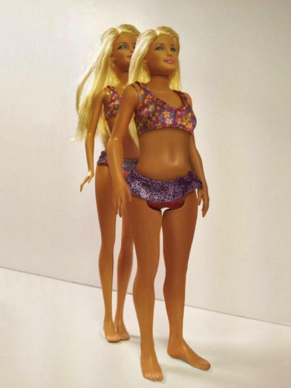 Barbie1 0 Snimi ovo: Barbi sa guzom poput prosečne žene