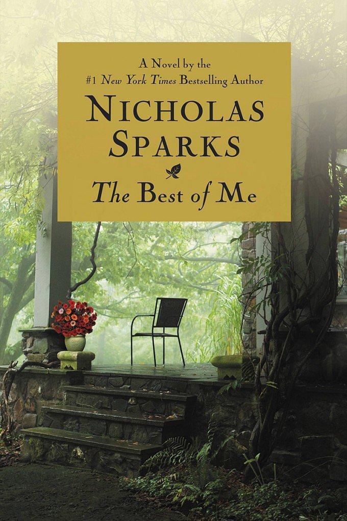 Best Me Nicholas Sparks Preporuka za čitanje: Sedam knjiga koje će se uskoro ekranizovati