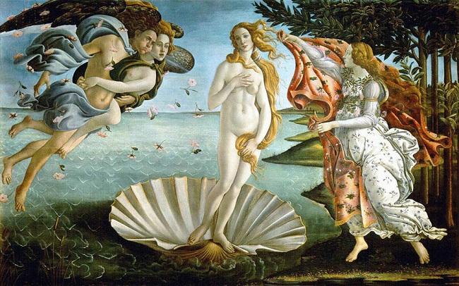Boticceli Rađanje Venere Moja sledeća destinacija: Zakoračite uz duhove Firence (2. deo)