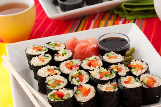 California Rolls Prste da poližeš: Hrana kao iz restorana
