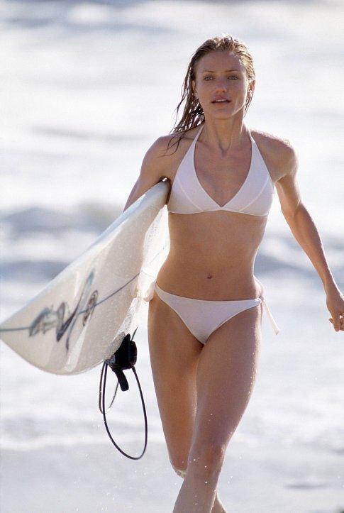 Cameron Diaz Charlie Angels Full Throttle Inspiriši se: Najbolji filmski bikini momenti
