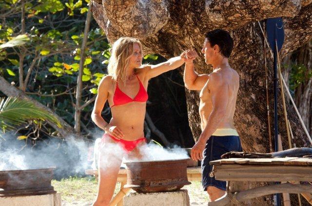 Cameron Diaz Knight Day Inspiriši se: Najbolji filmski bikini momenti