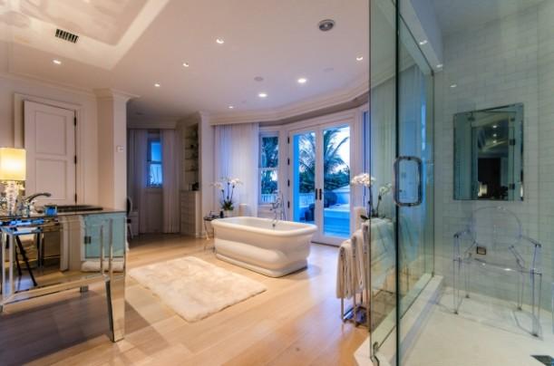 Celine Dions house for sale Jupiter Florida 15 611x404 Kuće poznatih: Selin Dion prodaje vilu