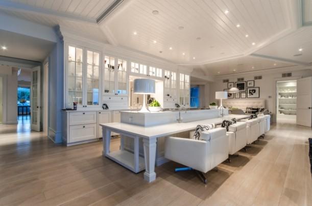 Celine Dions house for sale Jupiter Florida 9 611x404 Kuće poznatih: Selin Dion prodaje vilu