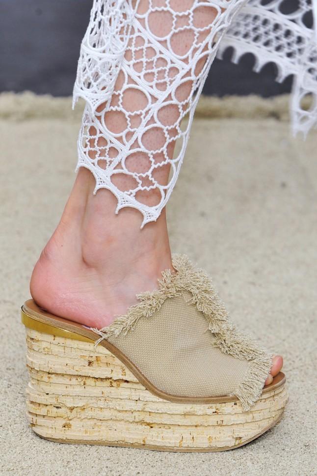 Chloe shs S14 029 Trend alarm: Letnja obuća