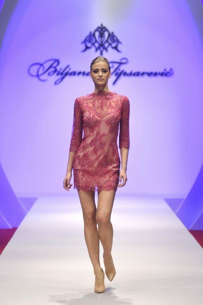 DJT1154 Biljana Tipsarevic Vrhunska moda krstarila Beogradom