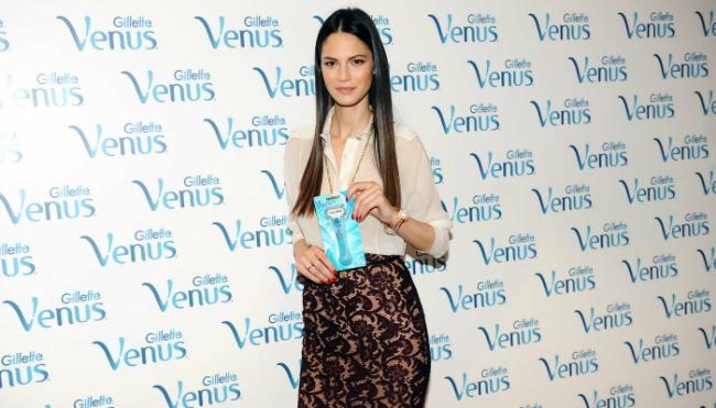 Danijela Dimitrovska Amidzic1 Gillette Venus, otkrijte boginju u sebi!