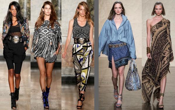 Emilio Pucci Donna Karan Šta kaže catwalk: Moda i geografija