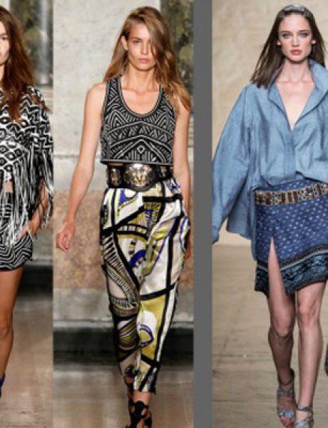 Šta kaže catwalk: Moda i geografija