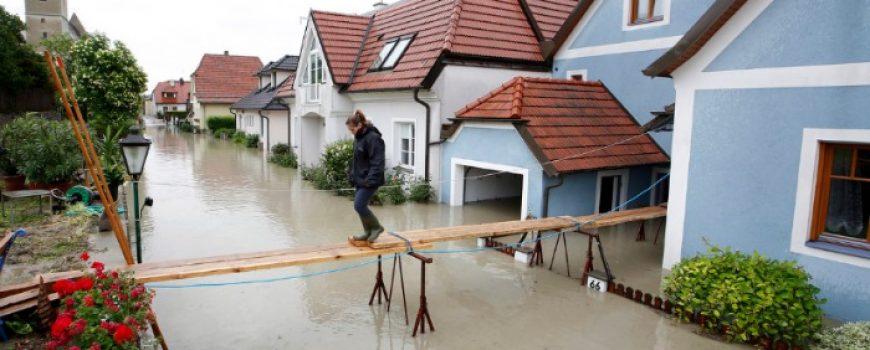 Poplave danas: Onaj drugačiji doprinos