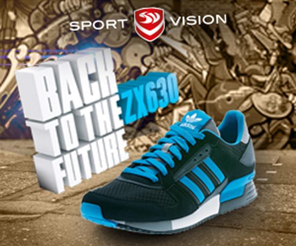 Fotografija Adidas ZX 630: Budućnost inspirisana prošlošću