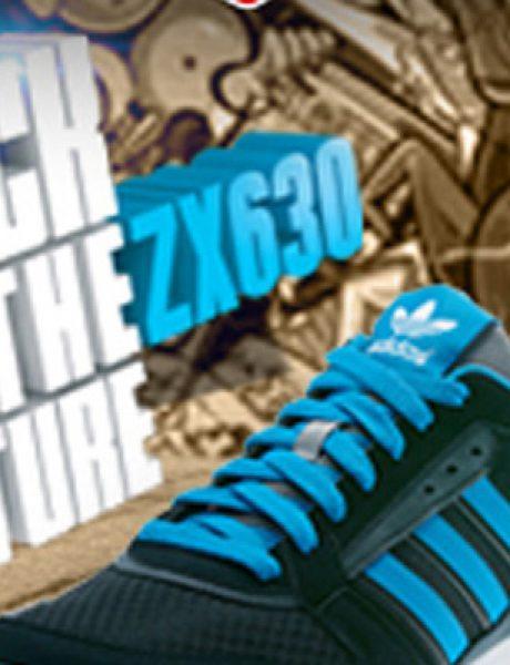 Adidas ZX 630: Budućnost inspirisana prošlošću