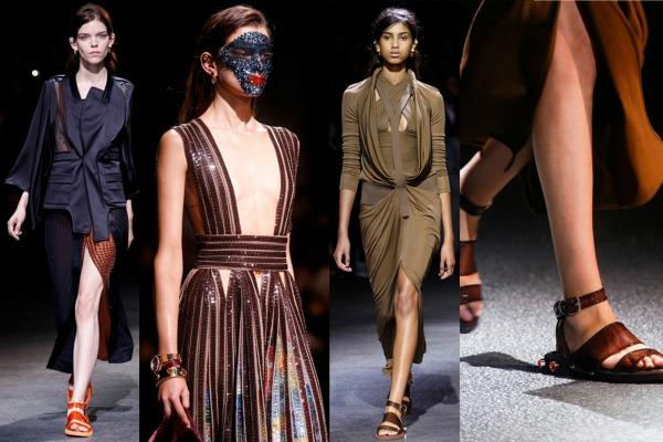 Givenchy Šta kaže catwalk: Moda i geografija