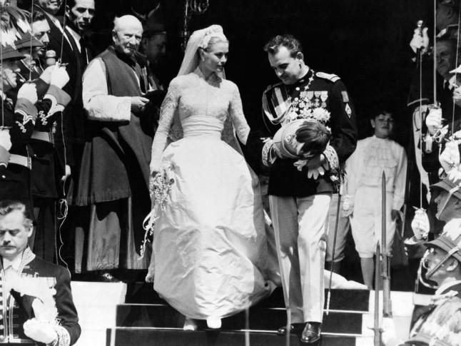 Grace Kelly wedding dress Diva za sva vremena: Grejs Keli