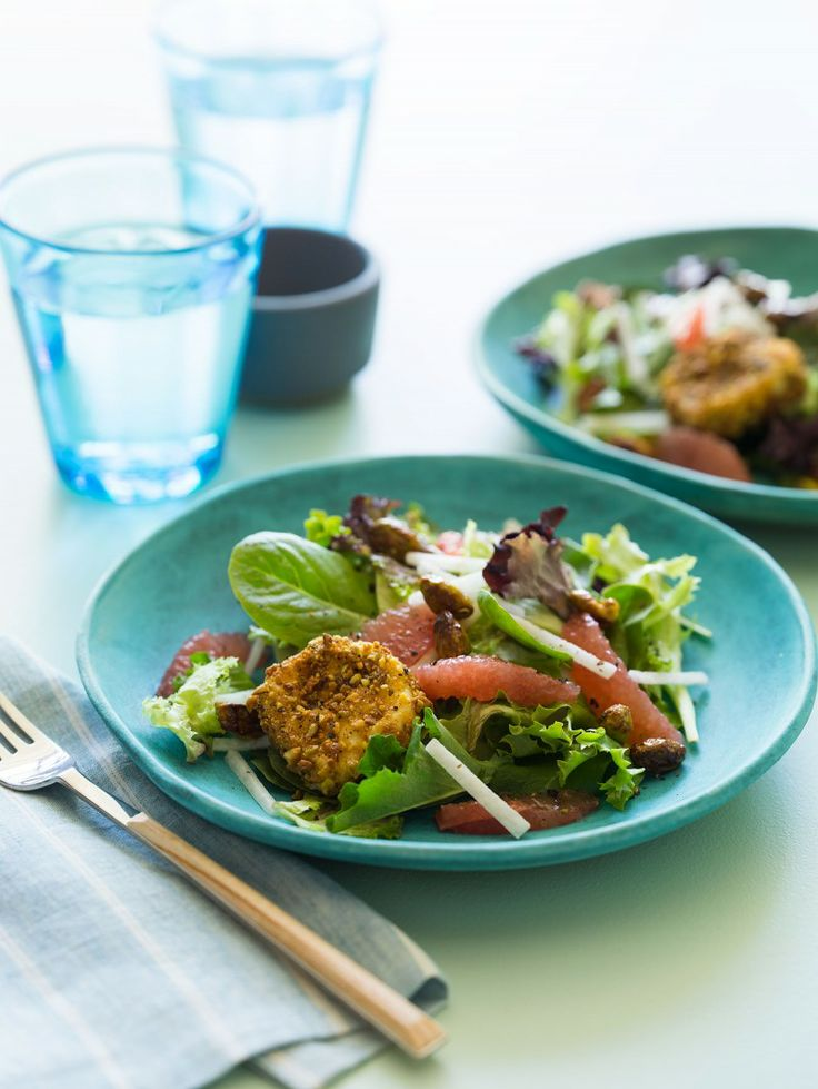 Grapefruit and Mixed Green Salad Prste da poližeš: Lagane letnje salate