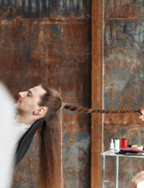 Čudnog li čuda: Sviranje kose