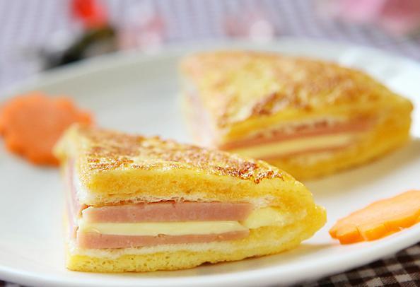 Ham and cheese french toast Vikend meni: Jednostavan i ukusan ručak