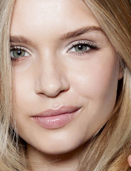 Make-up trend no.1: Probudite lice highlighterom!