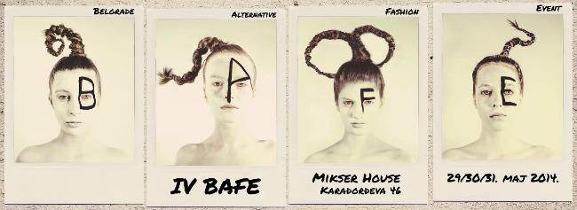 IV BAFE cover Moda na drugačiji način: IV Belgrade Alternative Fashion Event