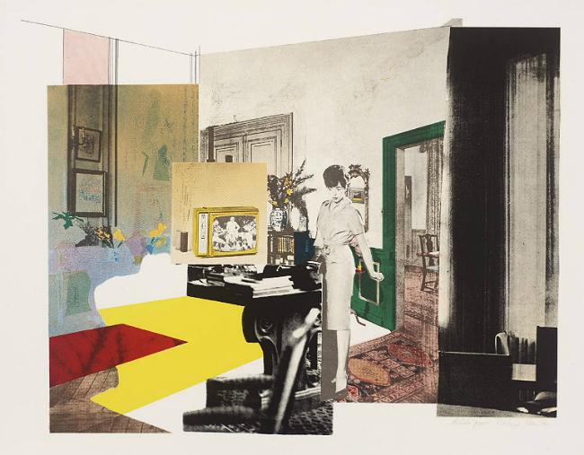 Interior U fokusu: Ričard Hamilton, otac britanskog pop arta