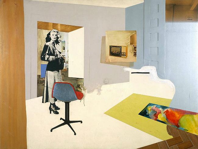 Interior II U fokusu: Ričard Hamilton, otac britanskog pop arta