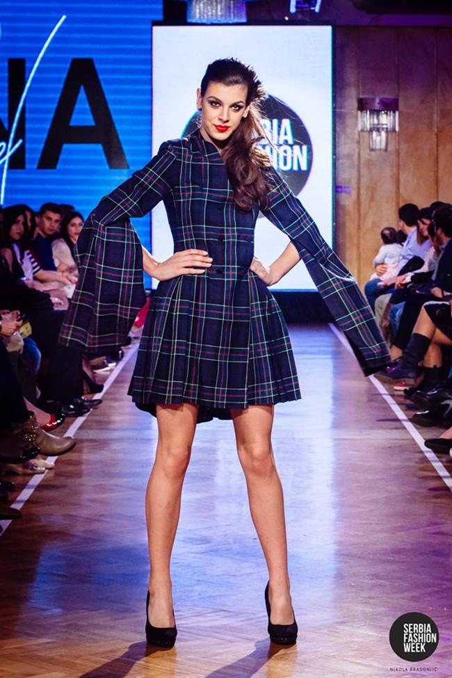 Ivana Jankovic Roland Serbai Fashion Week Serbia Fashion Week iz našeg ugla