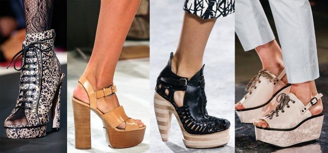 JPGaultier MKors Pschouler RB Trendiranje: Kad cipele progovore sve strane jezike!