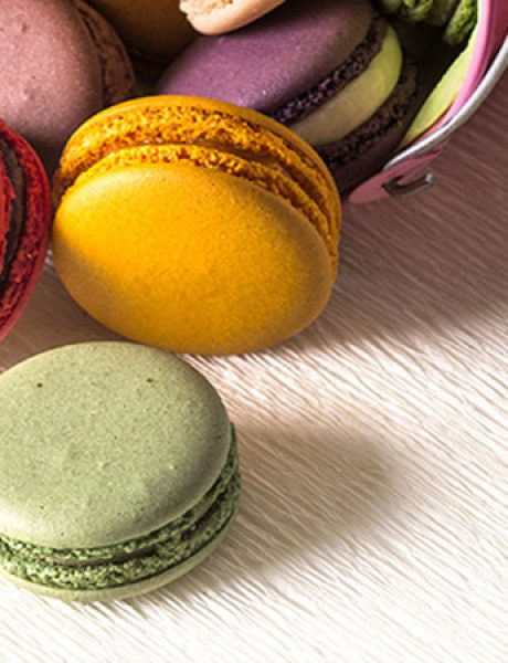HomeMade Macarons: Dnevna doza uživanja!