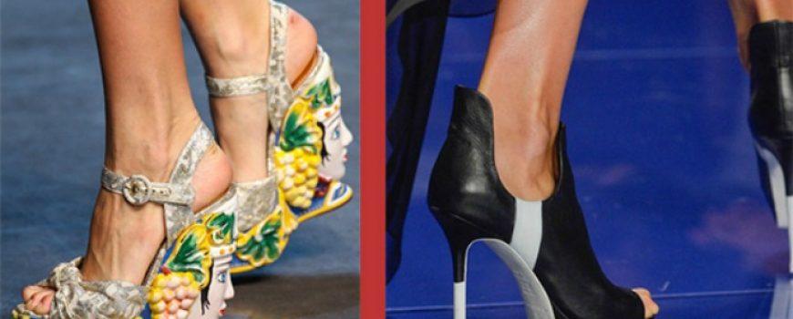 Trendiranje: Kad cipele progovore sve strane jezike!