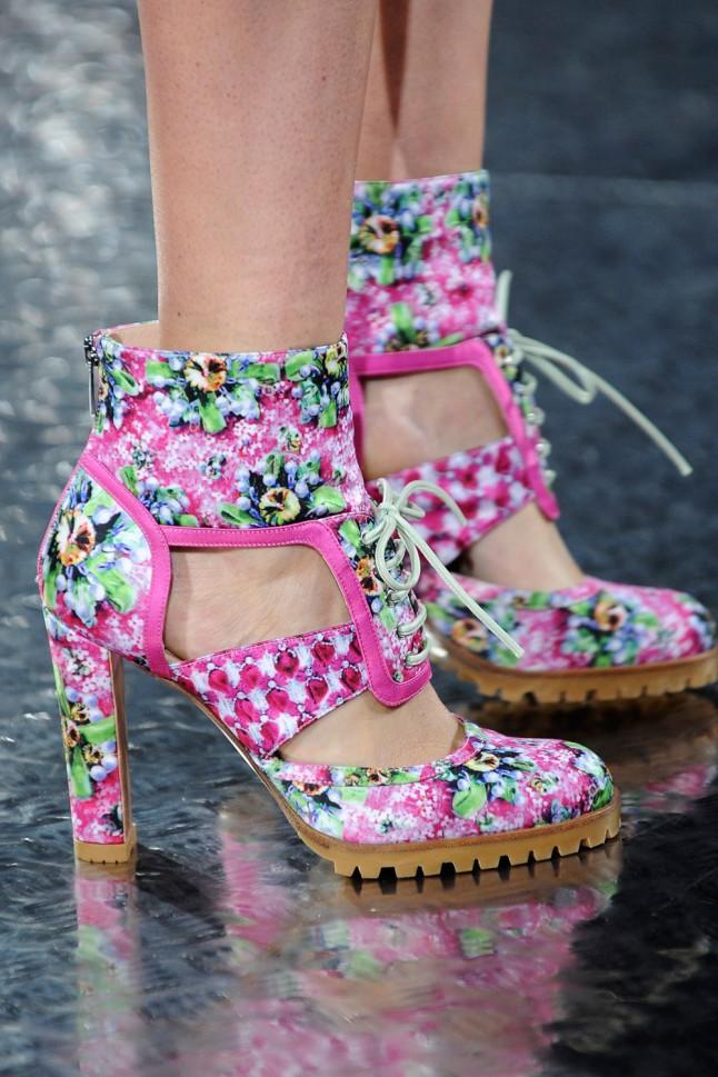 Katrantzou shs S14 016 Trend alarm: Letnja obuća
