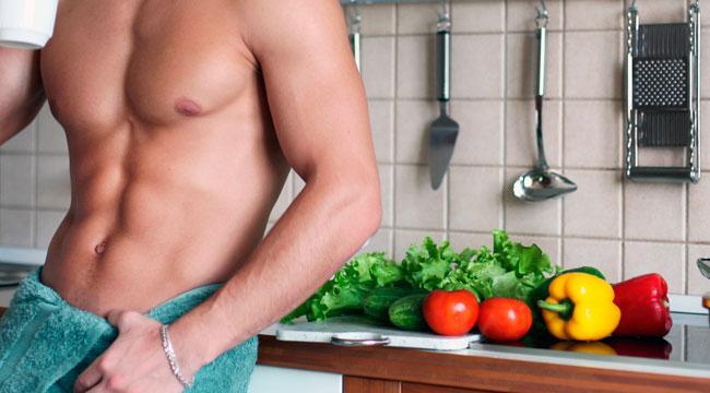 Lean Mass Diet 0 Fitness meni: Ishrana za ljude u treningu
