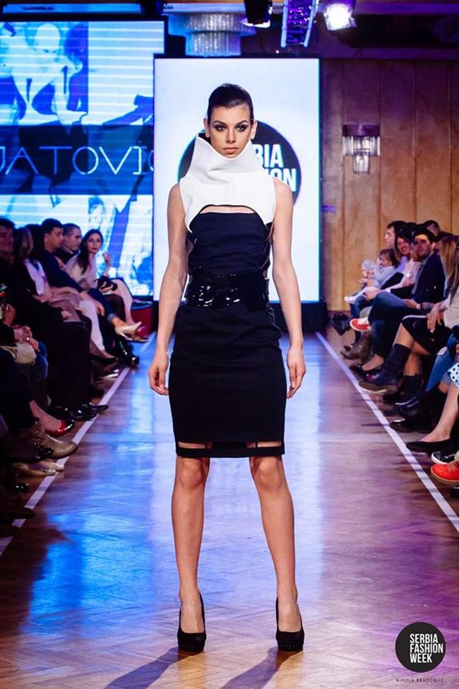 Marija Ignjatovic Serbia Fashion Week Serbia Fashion Week iz našeg ugla