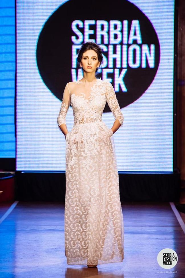 Marija Sabic Serbia Fashion Week Serbia Fashion Week iz našeg ugla