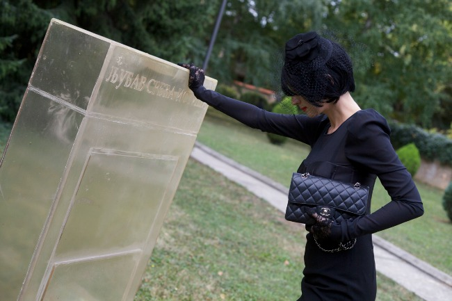 Marta Jovanovic Selysette Belgrade Open Art BOA
