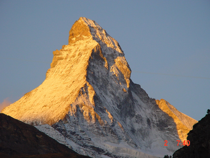 Matterhorn Switzerland Avanturistički duh: Planine na koje se morate popeti