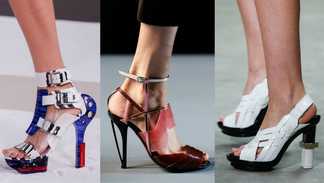McQueen Fendi CKlein Trendiranje: Kad cipele progovore sve strane jezike!