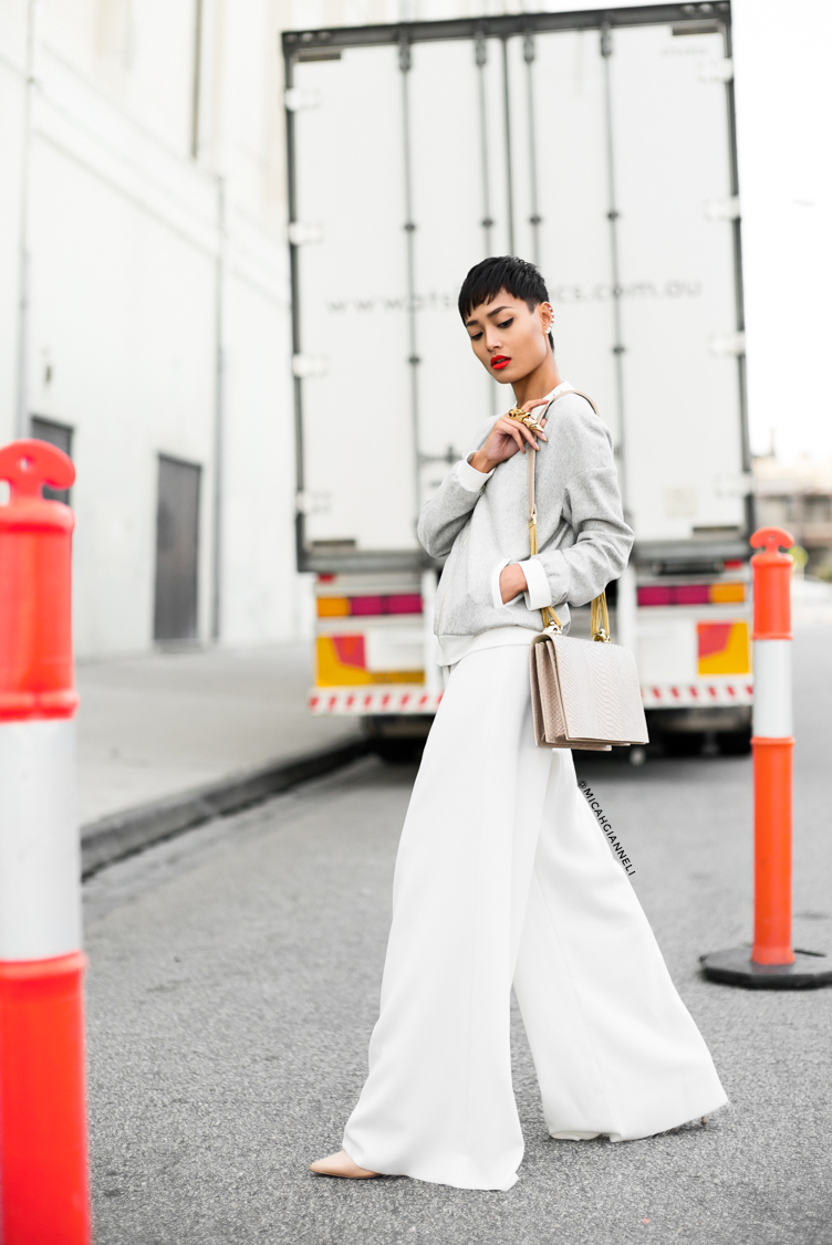 Micah Gianneli Best top Australian fashion style blog Rihanna Riri style Anna Quan Lya Lya Secret South Street style fashion editorial Androgynous model editorial 1b Šta nose modne blogerke: Leto i stil