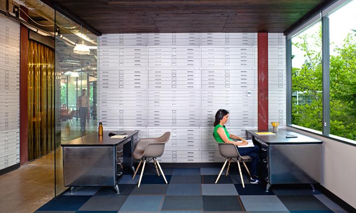 Microsoft offices by OA Redmond 08 Najkul kancelarije sveta: Microsoftova zgrada 4!