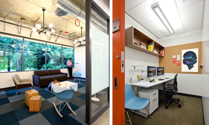 Microsoft offices by OA Redmond 10 Najkul kancelarije sveta: Microsoftova zgrada 4!